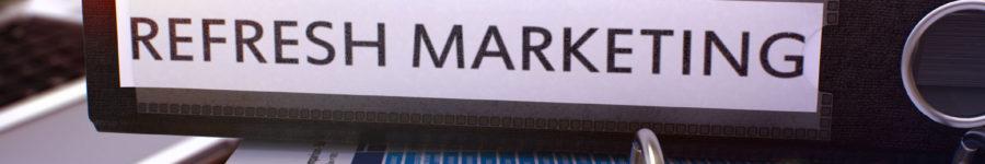 catalog marketing refresh